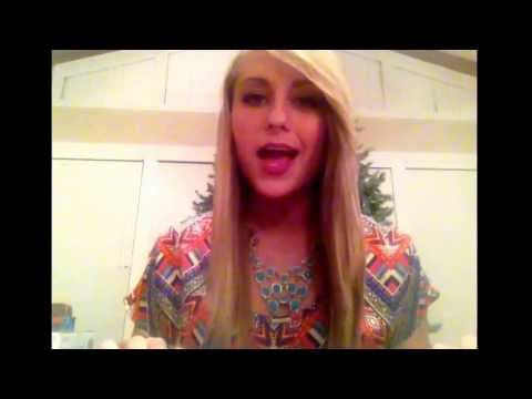 White Horse by Taylor Swift. Cover song by Miranda Beard.