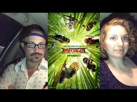 Midnight Screenings - The Lego Ninjago Movie