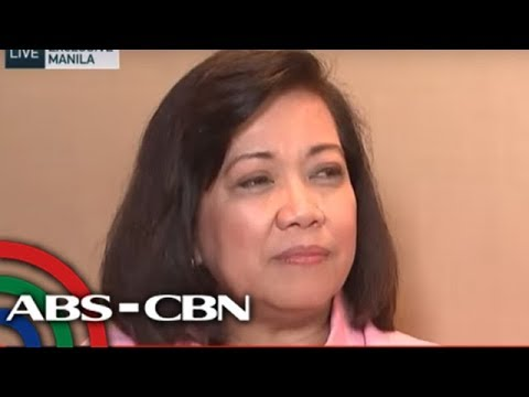 ANC News: Ousted Chief Justice Sereno speaks to ANC's Karen Davila | 11 May 2018