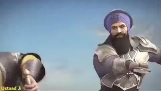 Putt Tere Sahib Kaur    Nihang Singh Gol Dumale wale