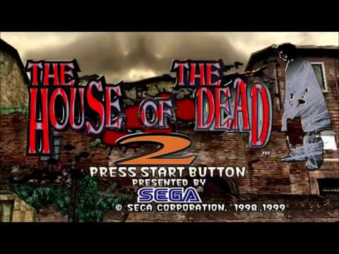 The House Of The Dead 2 (1999) - Trailer / Intro HD