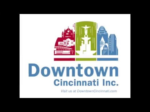 Happy Holidays from Downtown Cincinnati Inc.