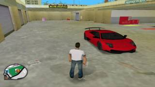HOW TO GET LAMBORGHINI IN GTA VICE CITY WITHOUT ANY MOD IN