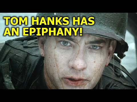 Tom Hanks Has an Epiphany