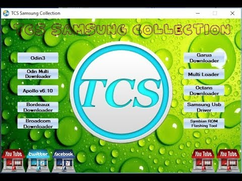 TCS All Samsung Flashing Tool Collection Free Download