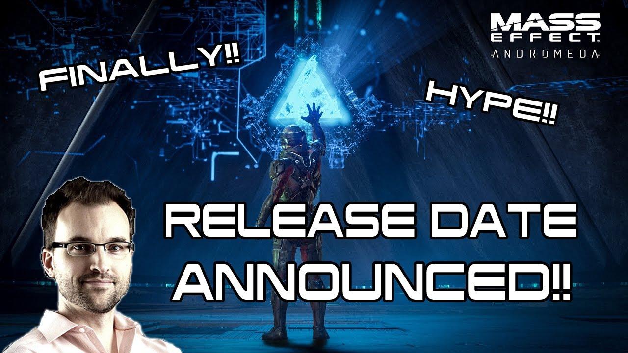 Mass effect 4 release date in Brisbane