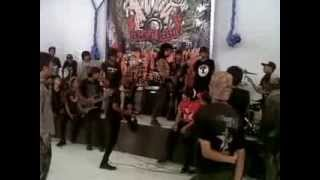 REBEL PARTY   Live @ Lumajang SEMANGAT BERSATU