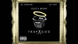 Gucci Mane - Get Money Nigga ft Meek Mill [Trap God Mixtape]