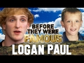 LOGAN PAUL - Before They Were Famous - YouTuber BIOGRAPHY