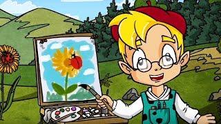 Профессор Почемушкин - Познавательный мультфильм для детей –Зачем божьей коровке черные точки