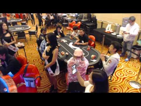 APT Poker Weekend Series Manila Main Event (Part 1) - Road to Final 8