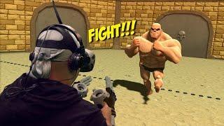 I'M INSIDE THE F#%KING GAME!!!! [DOPEST VR GAMEPLAY EVER!]