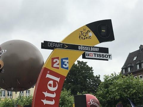 Tour de france 2017 Grand Départ Dusseldorf