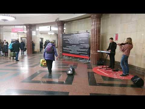 10.03.2019. Курский вокзал. Москва.