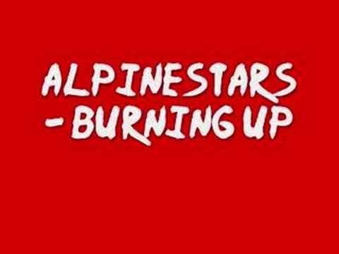 AlpinestarsBurning Up