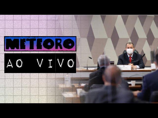 LIVE: CPI DA COVID OUVE FAMÍLIAS DAS VÍTIMAS