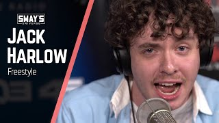 Jack Harlow 5 Fingers of Death Freestyle | SWAY'S UNIVERSE