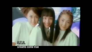 S.E.S - Dreams Come True (Official Music Video)