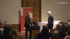 Festakt und Emeritierung von Univ.-Prof. Dr. Patrick Werkner