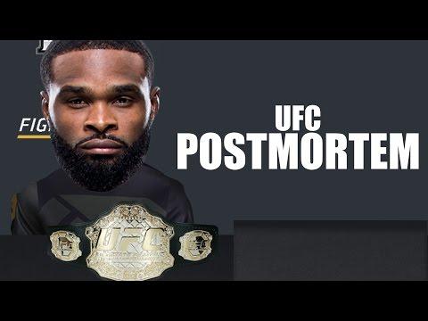 UFC 209 POSTMORTEM!!!
