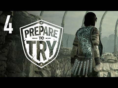 Prepare To Try: Shadow of the Colossus - Finale