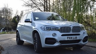 BMW X5 M50D Review - Fast 4x4s are taking over!