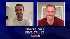 James Maddison vs Jamie Carragher in the ULTIMATE Premier League quiz!
