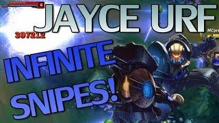 League of Legends | Jayce URF | Full Gameplay