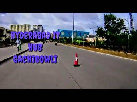 Hyderabad IT hub Hi tech city gachibowli