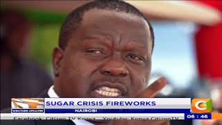 Power Breakfast: Sugar 'War' sparks tension among political leaders
