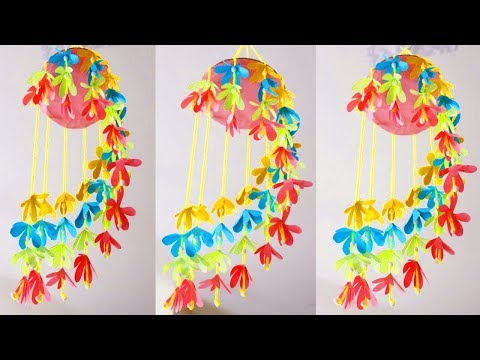 Paper Wind Chimes - How to Make Wind Chimes Out of Paper - Make Wind Chimes Using Paper
