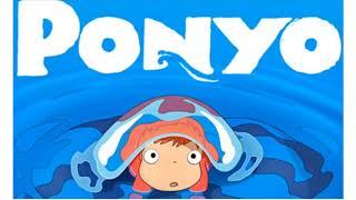 13 minutes of the Ponyo theme