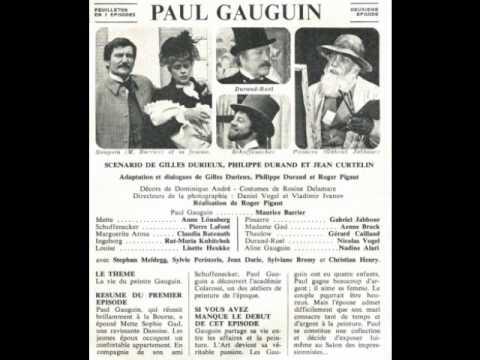 paul gauguin  ou allons nous  (  georges delerue  1975