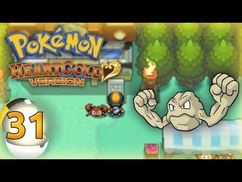 Pokémon HeartGold - Episode 31 - Safari Zone