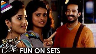 Idi Maa Prema Katha Movie FUN ON SETS   Anchor Ravi   Meghana   Priyadarshi   Telugu Filmnagar