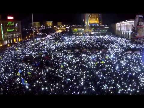 Ukraine Euromaidan, Щедрик