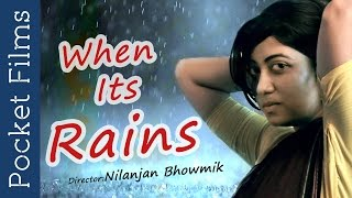 Bangla Short Film - Megh Brishti Roddur (When It Rains) | Romance | Emotions