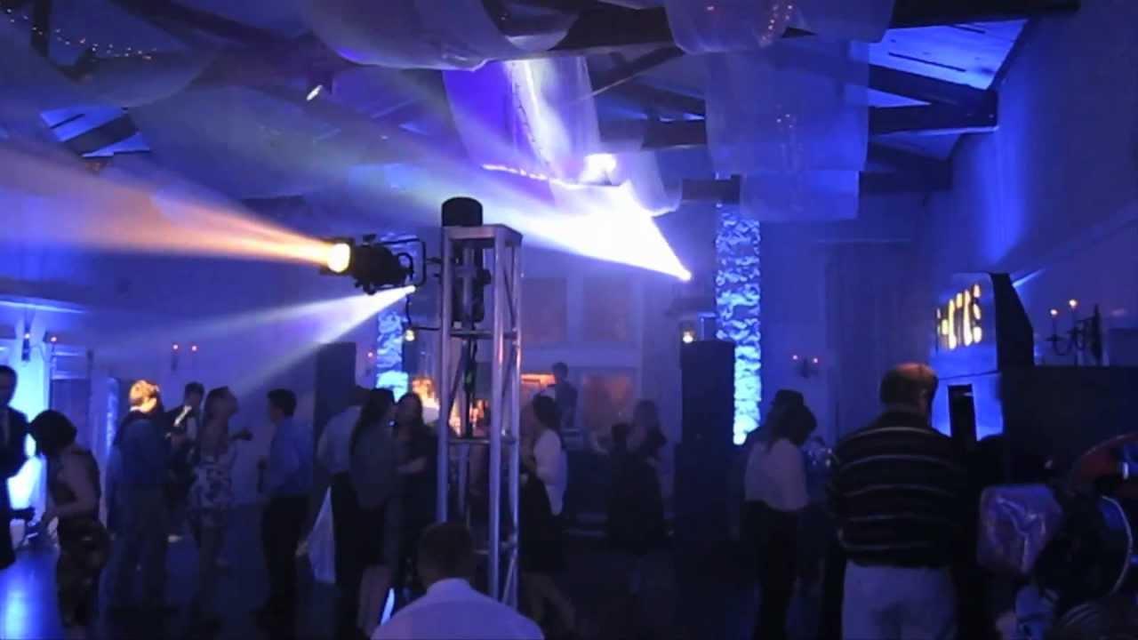 vintage villas wedding lighting intelligent lighting design