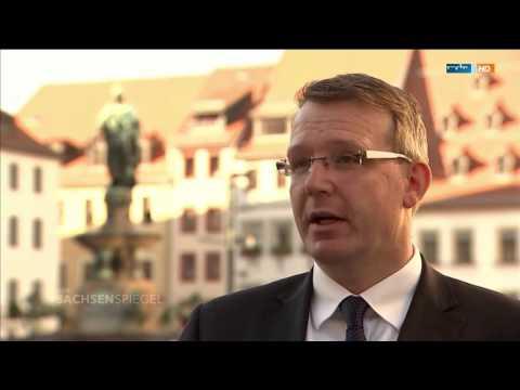 Flüchtlingskrise  Freiberg nach den Ausschreitungen  MDR 03 11 2015