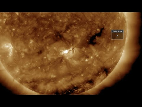 Solar Flare/CME at Earth, Gulf Stream Change, Titanium Nova | S0 News Apr.22.2021