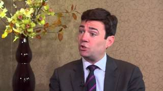 Andy Burnham: What is whole person care?
