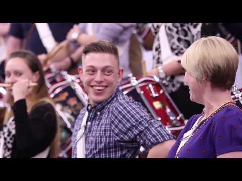 Mountbatten Festival of Music 2017 rehearsals