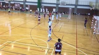 大阪市立大学ハンドボールB戦(VS府大B②)20170610