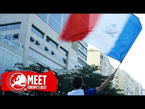 Black Blanc Beur: France Unites | Meet Europe's Best