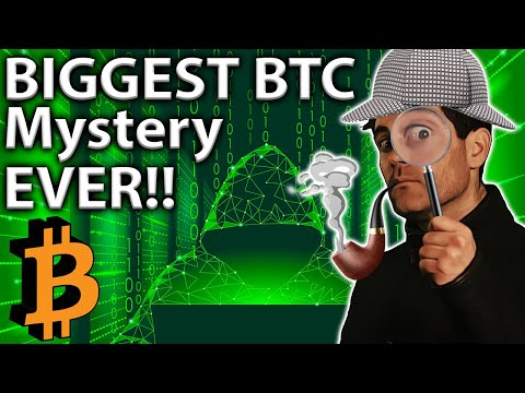 Who Is Satoshi Nakamoto? You WON'T Believe This!! 🔍
