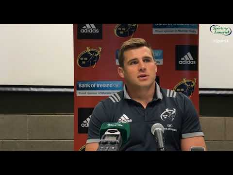 CJ Stander talks Pro 14 quarter-final with Edinburgh