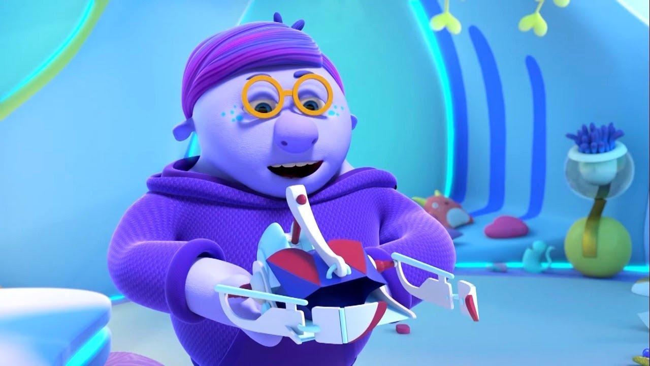 Двигатель прогресса – Монсики – мультфильм для детей – Чувства и эмоции