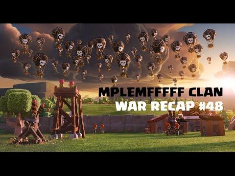 WAR RECAP #48 (vs Bombay Island)
