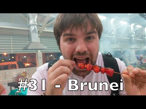(#31 🇧🇳) BRUNEI - Tom goes to 100 countries in 4k UHD