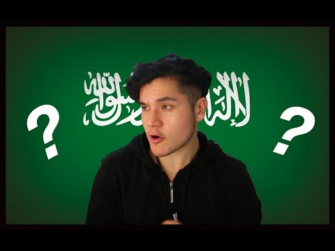 What was Saudi Arabia like? (Geography Now)